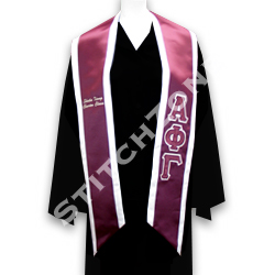 Greek Graduation Sashes And Stoles Stitchzone Segami