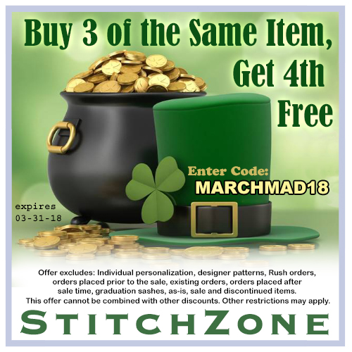 StitchZone March Madness