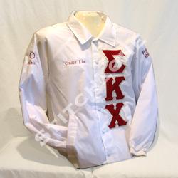 Greek Store Sigma Lambda Upsilon Cardigan Sweater Greek Clothing