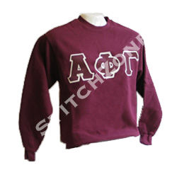 Greek Crewneck Sweatshirts