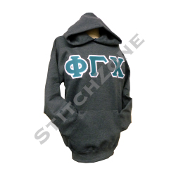Greek Hooded Sweatshirts
